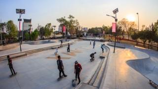 Primer torneo de Skateboarding en el Bosque de Chapultepec