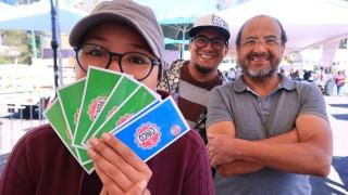 Más de 3 mil personas asistieron al último Mercado de Trueque de 2017