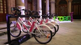 Inaugura CDMX sistema de bicicletas eléctricas