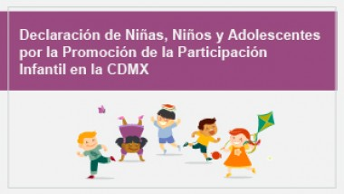 Declaración por la Promoción de la Participación Infantil