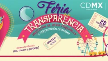9a FERIA DE LA TRANSPARENCIA