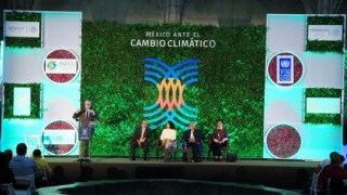 Participa SEDEMA en el Tercer Encuentro Nacional: México ante el Cambio Climático