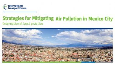 Estrategias para mitigar la contaminación del aire en la Ciudad de México