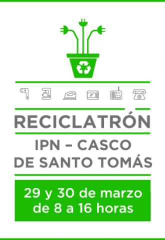 Reciclatrón Marzo 2019