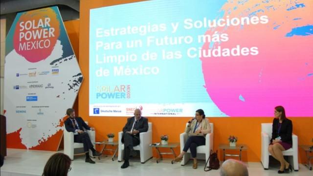 Apuesta Sedema por paneles fotovoltaicos y eficiencia energética