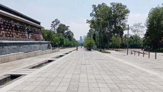 Informa Sedema sobre operación del Bosque de Chapultepec en semáforo naranja